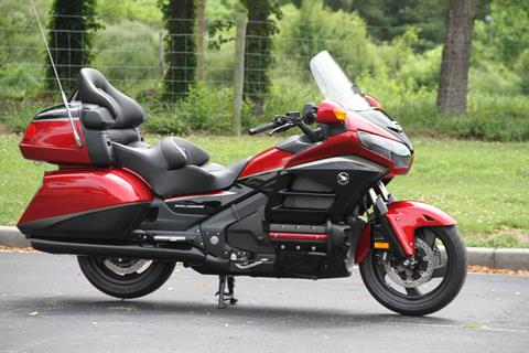 2015 Honda Gold Wing® Audio Comfort
