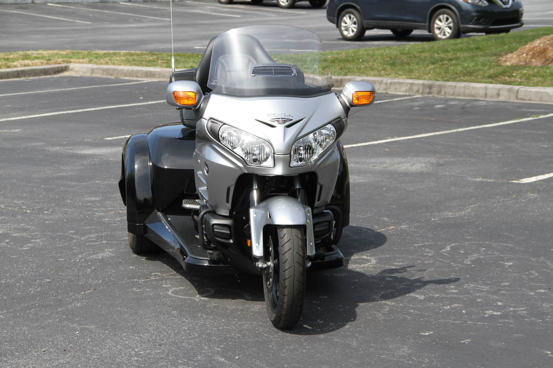 2015 Honda Gold Wing® Audio Comfort in Hendersonville, North Carolina - Photo 3