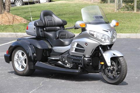 2015 Honda Gold Wing® Audio Comfort in Hendersonville, North Carolina - Photo 4