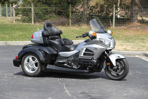 2015 Honda Gold Wing® Audio Comfort in Hendersonville, North Carolina - Photo 2