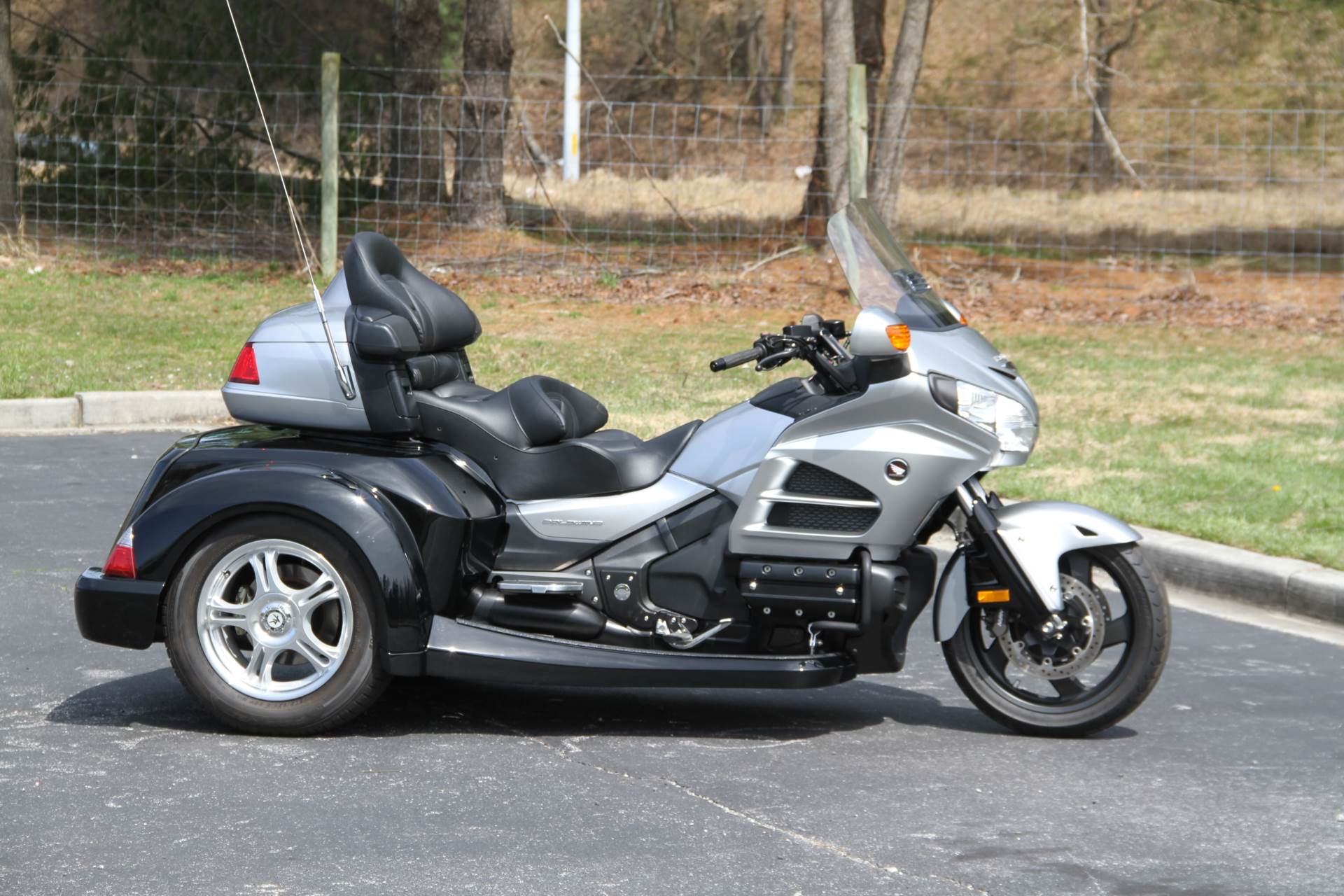 2015 Honda Gold Wing® Audio Comfort in Hendersonville, North Carolina - Photo 5