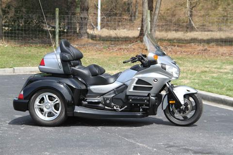 2015 Honda Gold Wing® Audio Comfort in Hendersonville, North Carolina - Photo 6