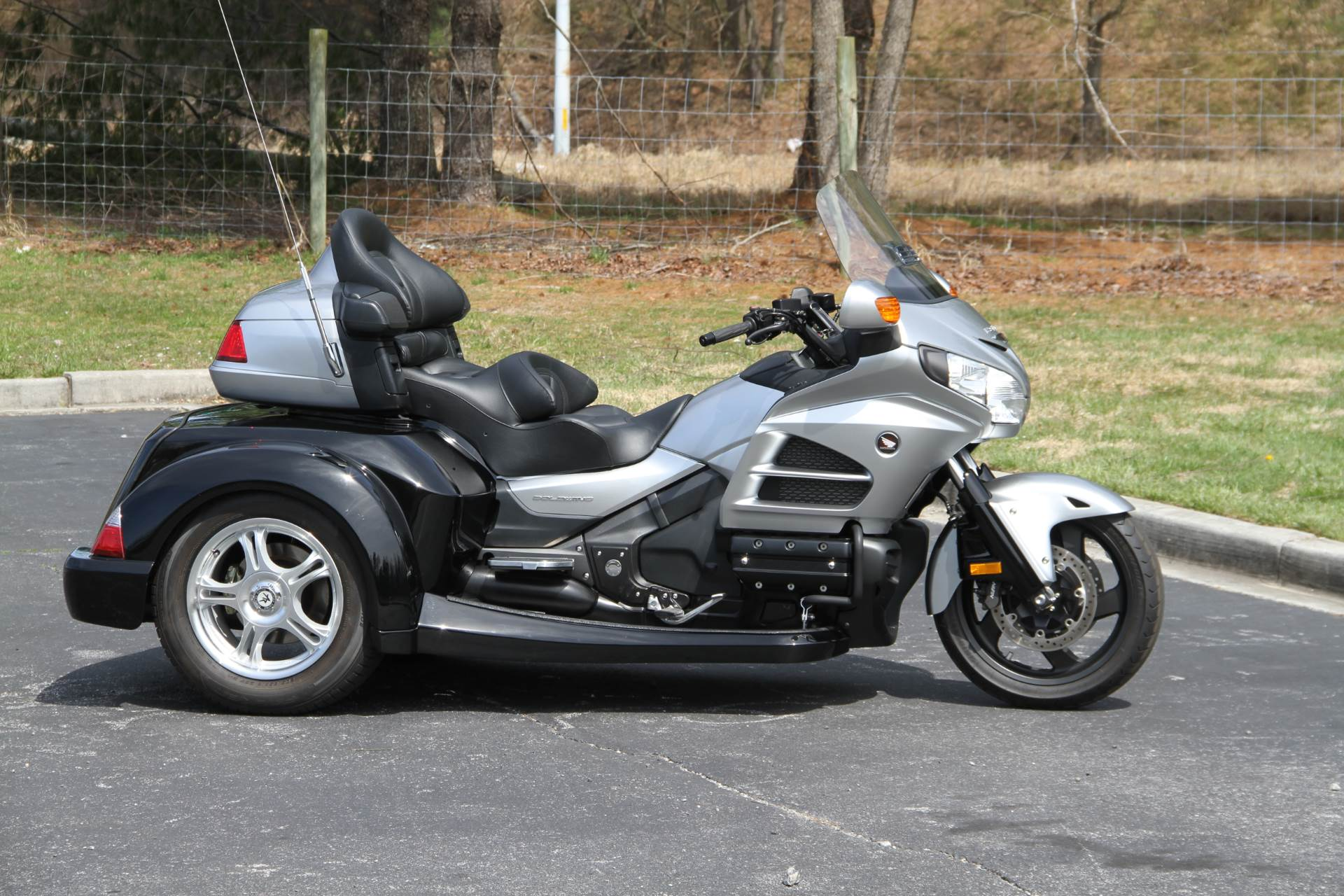 2015 Honda Gold Wing® Audio Comfort in Hendersonville, North Carolina - Photo 8