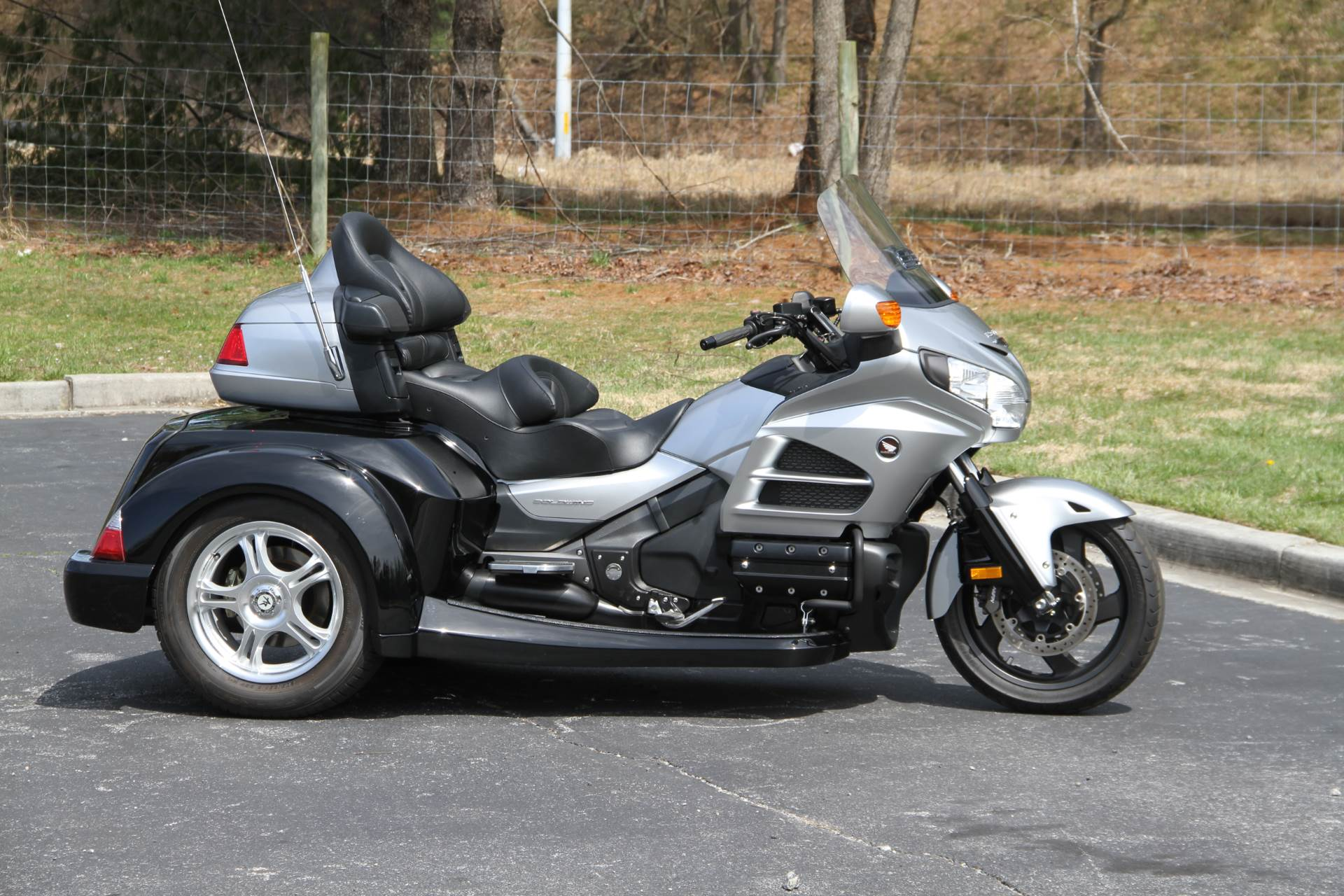 2015 Honda Gold Wing® Audio Comfort in Hendersonville, North Carolina - Photo 9