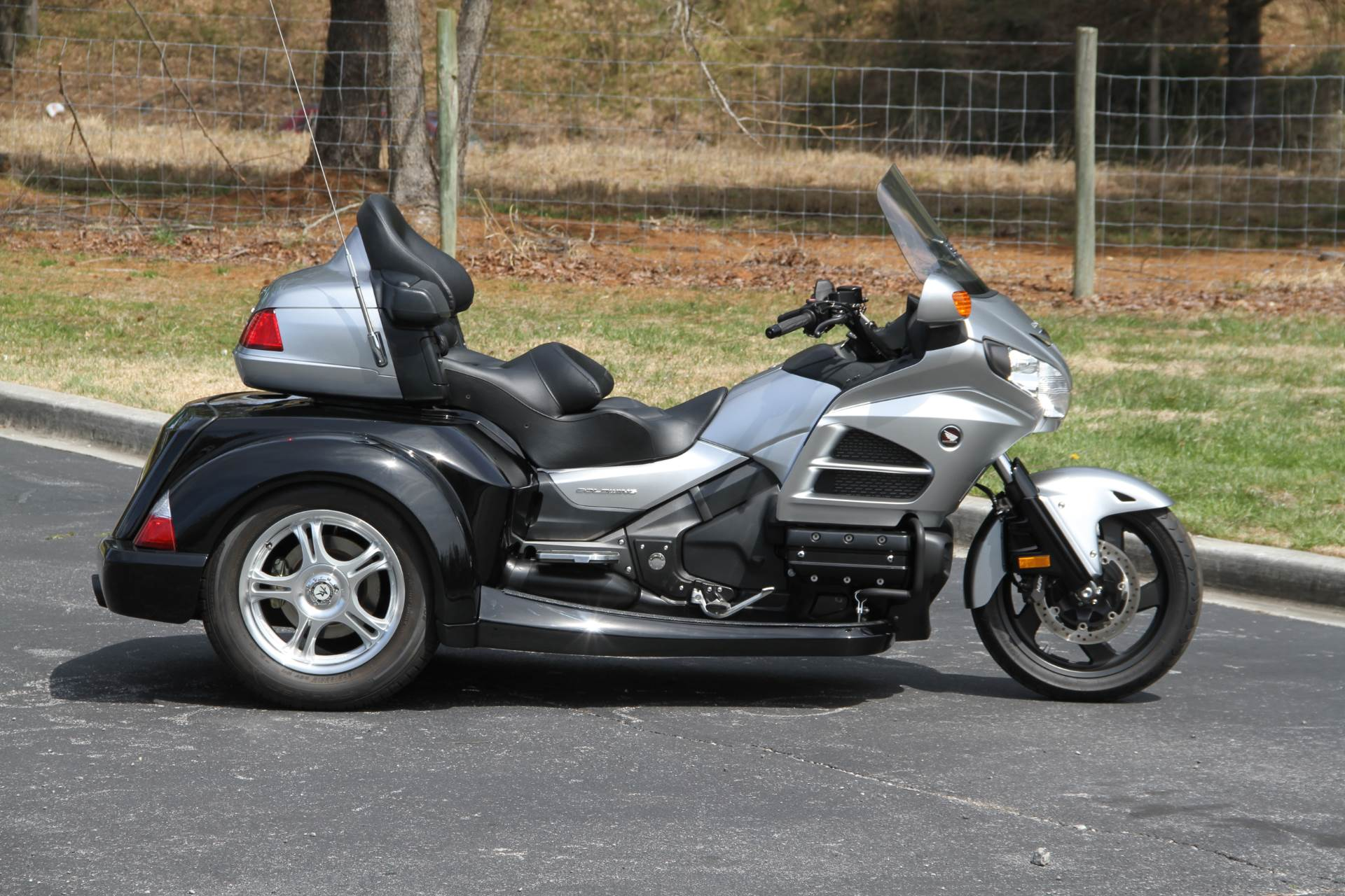 2015 Honda Gold Wing® Audio Comfort in Hendersonville, North Carolina