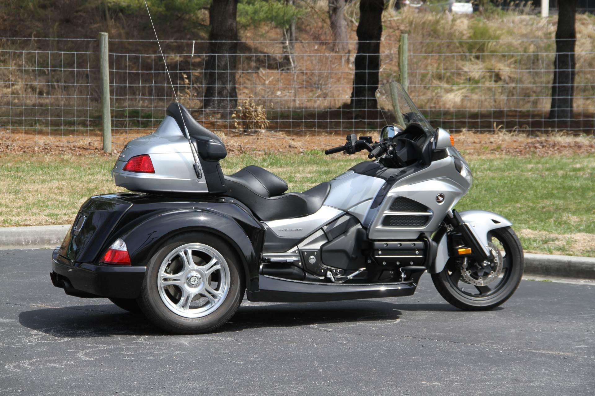 2015 Honda Gold Wing® Audio Comfort in Hendersonville, North Carolina - Photo 12