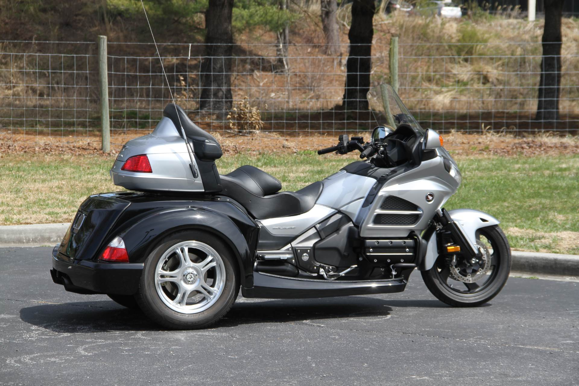 2015 Honda Gold Wing® Audio Comfort in Hendersonville, North Carolina - Photo 13