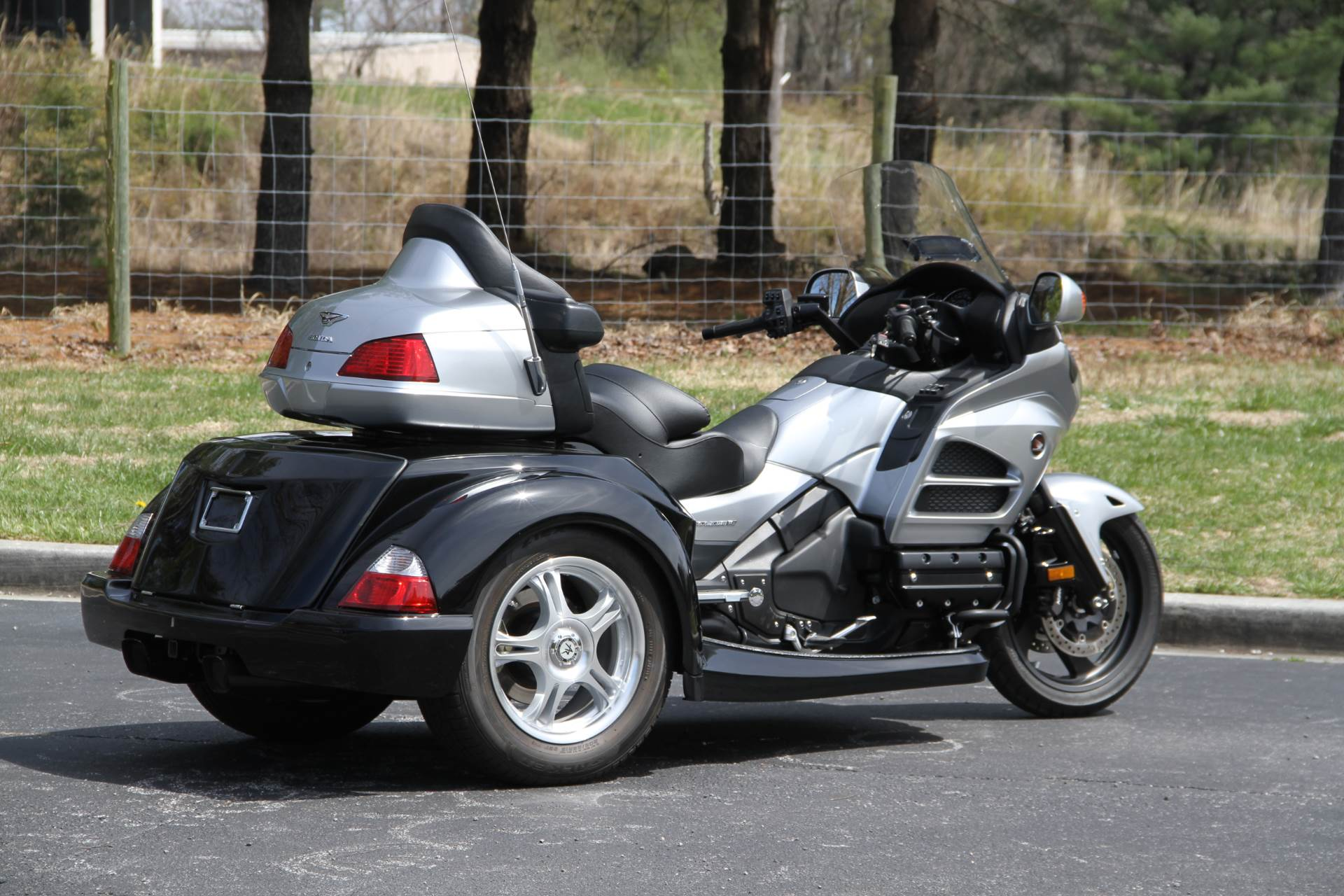 2015 Honda Gold Wing® Audio Comfort in Hendersonville, North Carolina - Photo 15