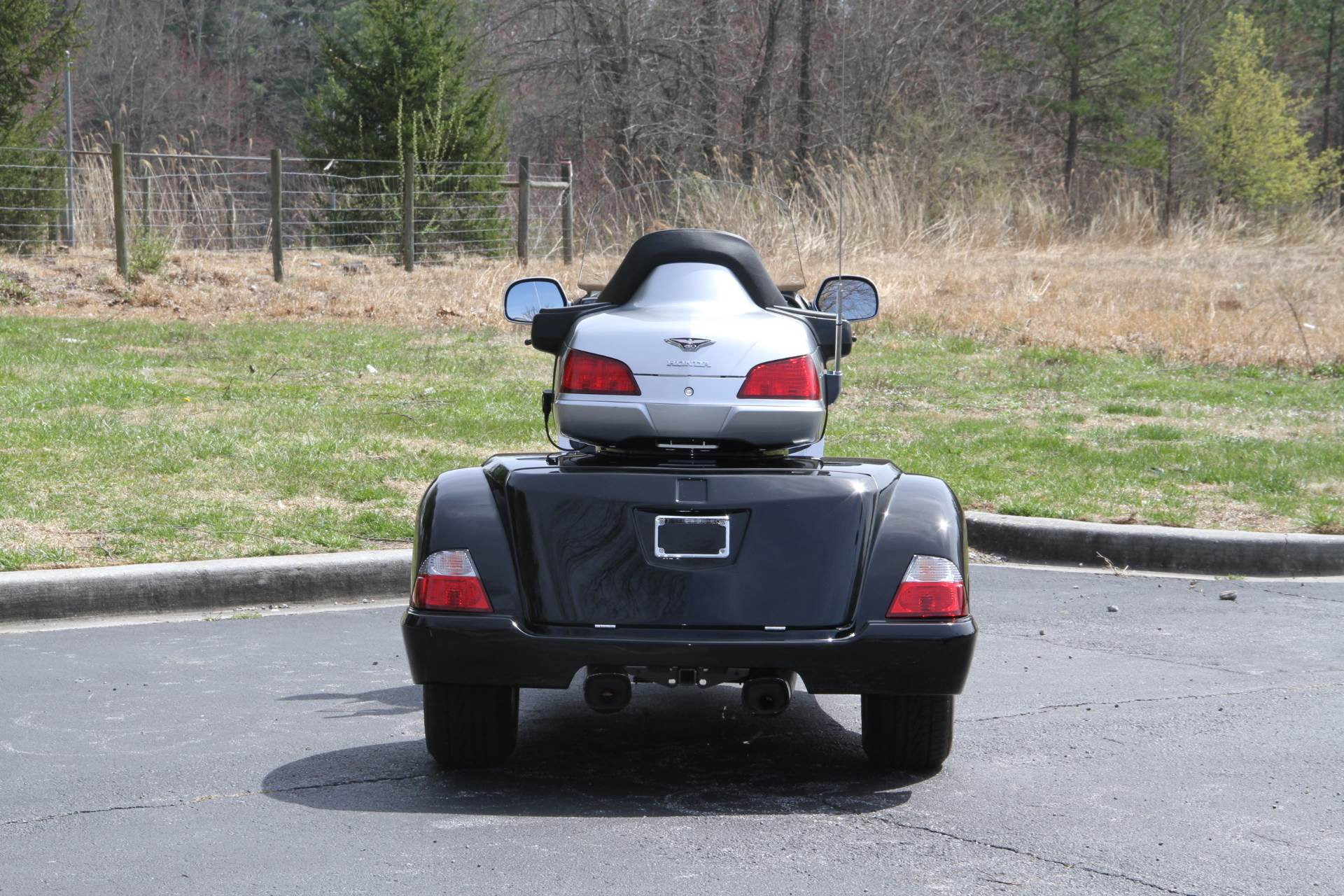 2015 Honda Gold Wing® Audio Comfort in Hendersonville, North Carolina - Photo 19