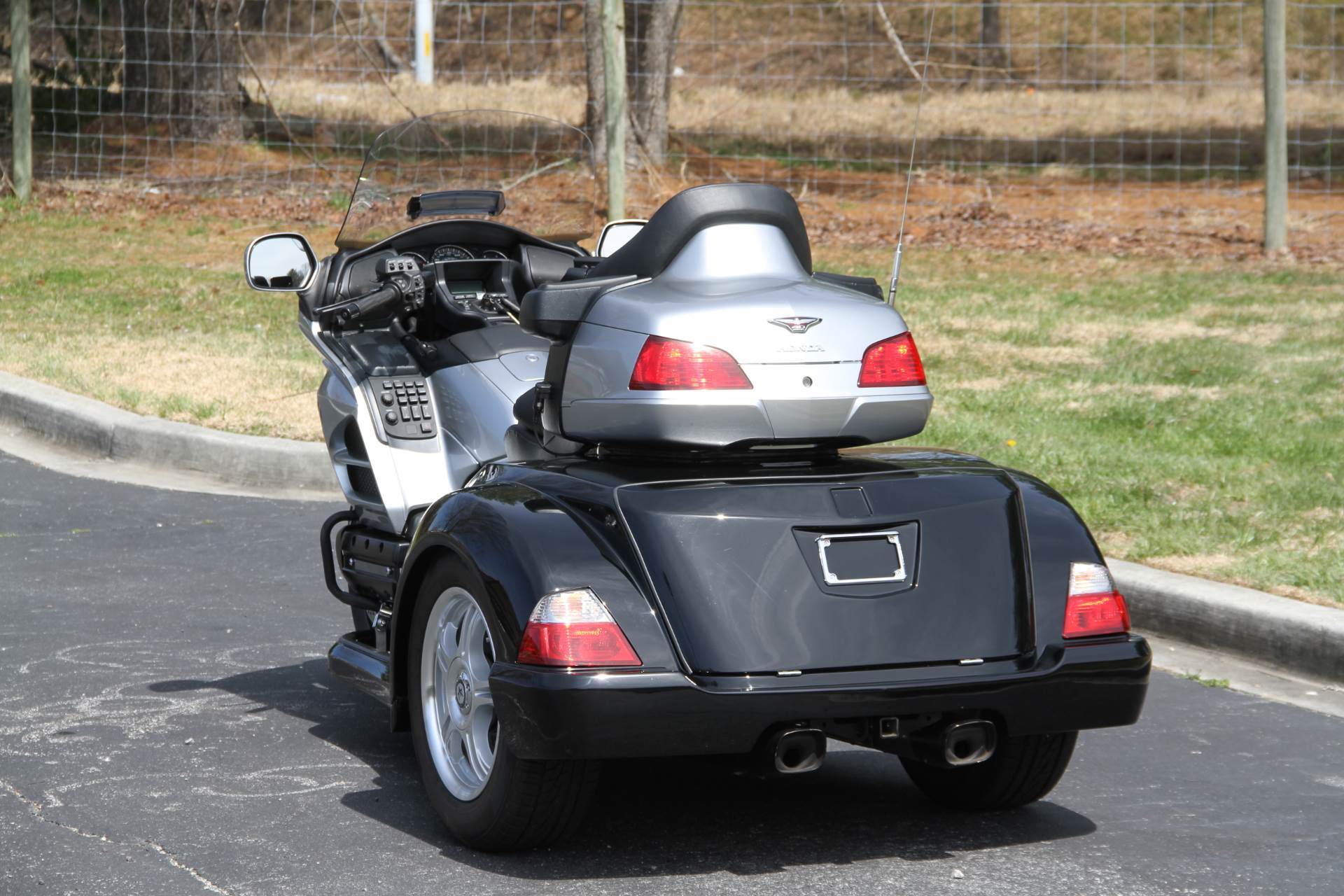 2015 Honda Gold Wing® Audio Comfort in Hendersonville, North Carolina - Photo 21