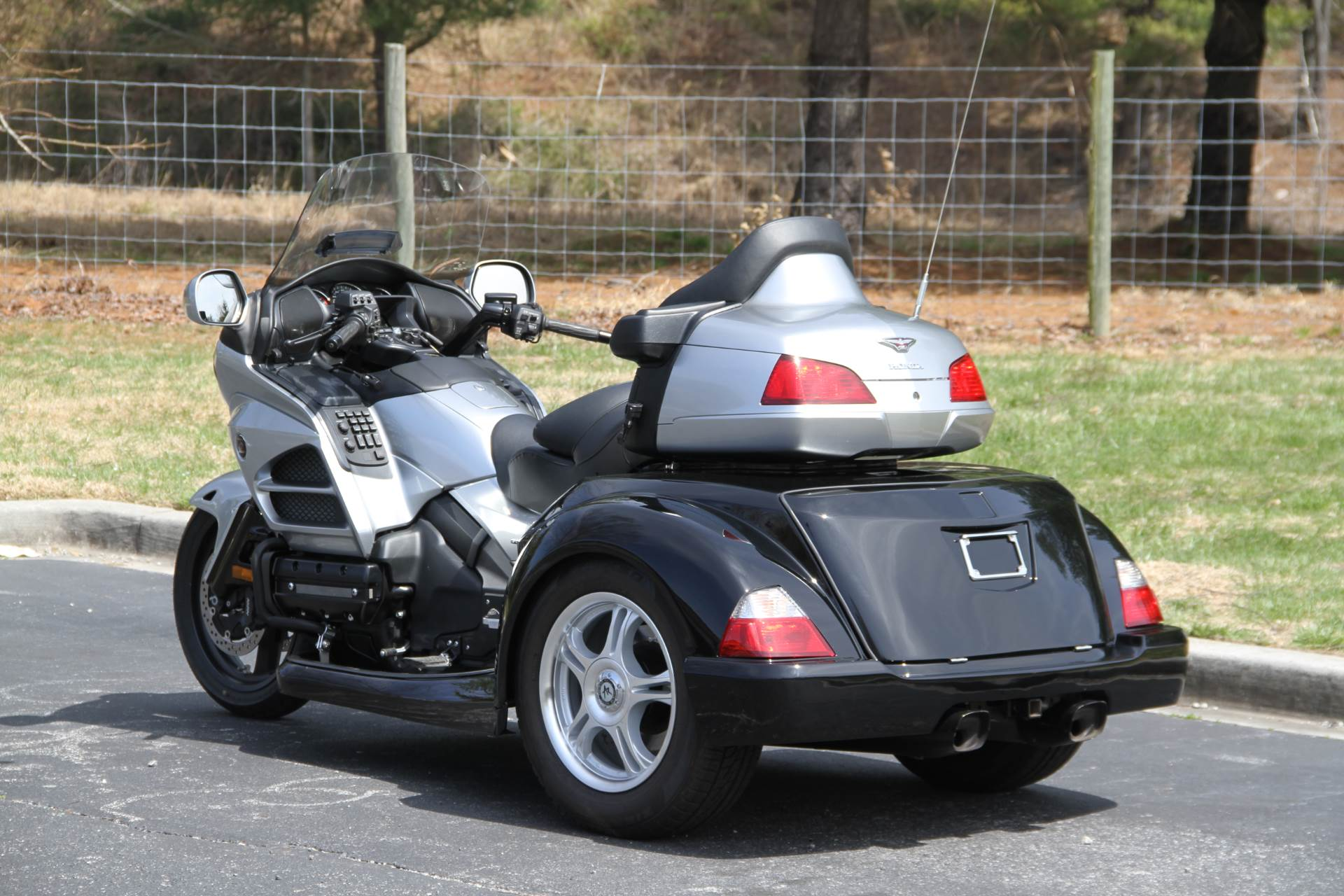 2015 Honda Gold Wing® Audio Comfort in Hendersonville, North Carolina - Photo 22