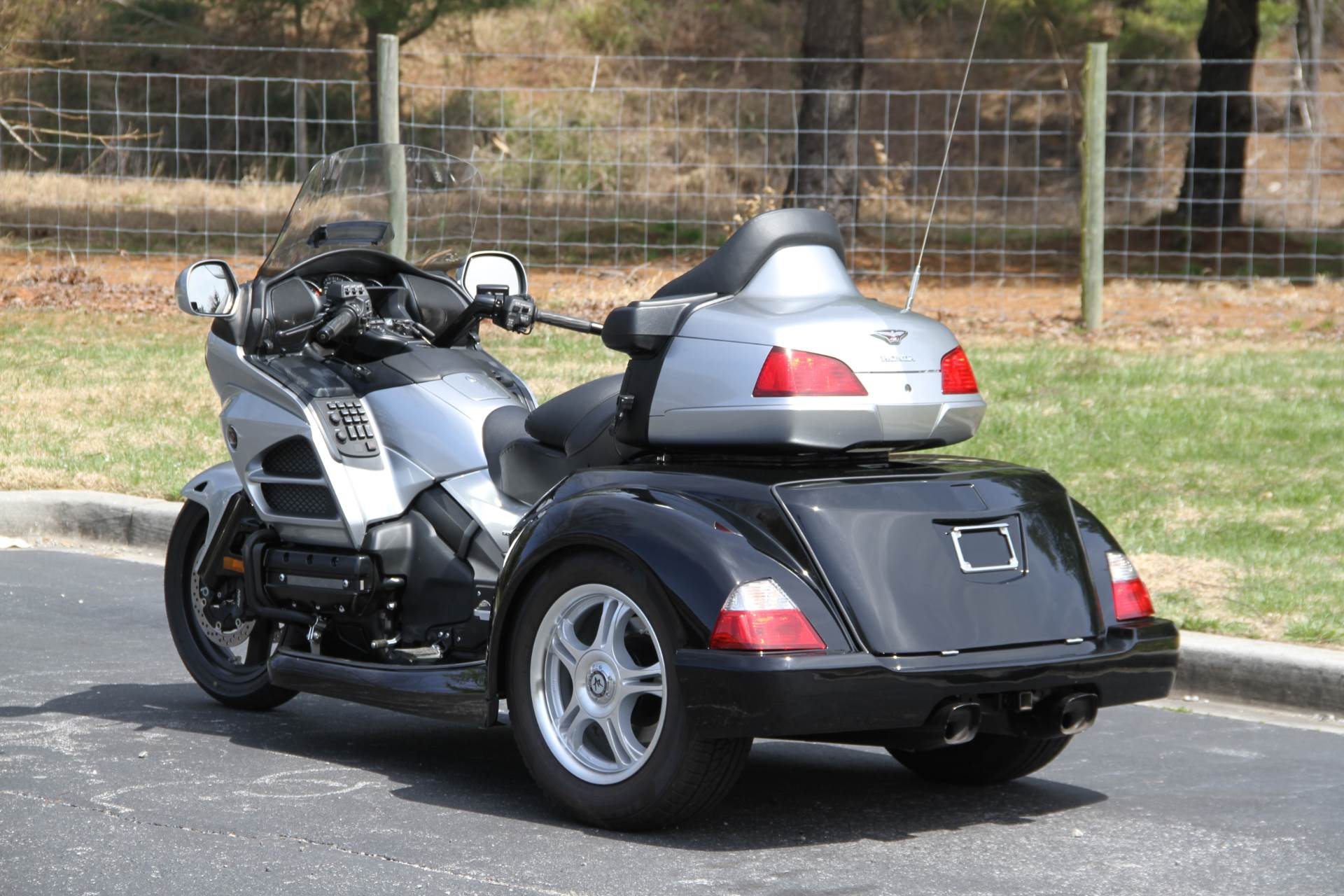 2015 Honda Gold Wing® Audio Comfort in Hendersonville, North Carolina - Photo 23