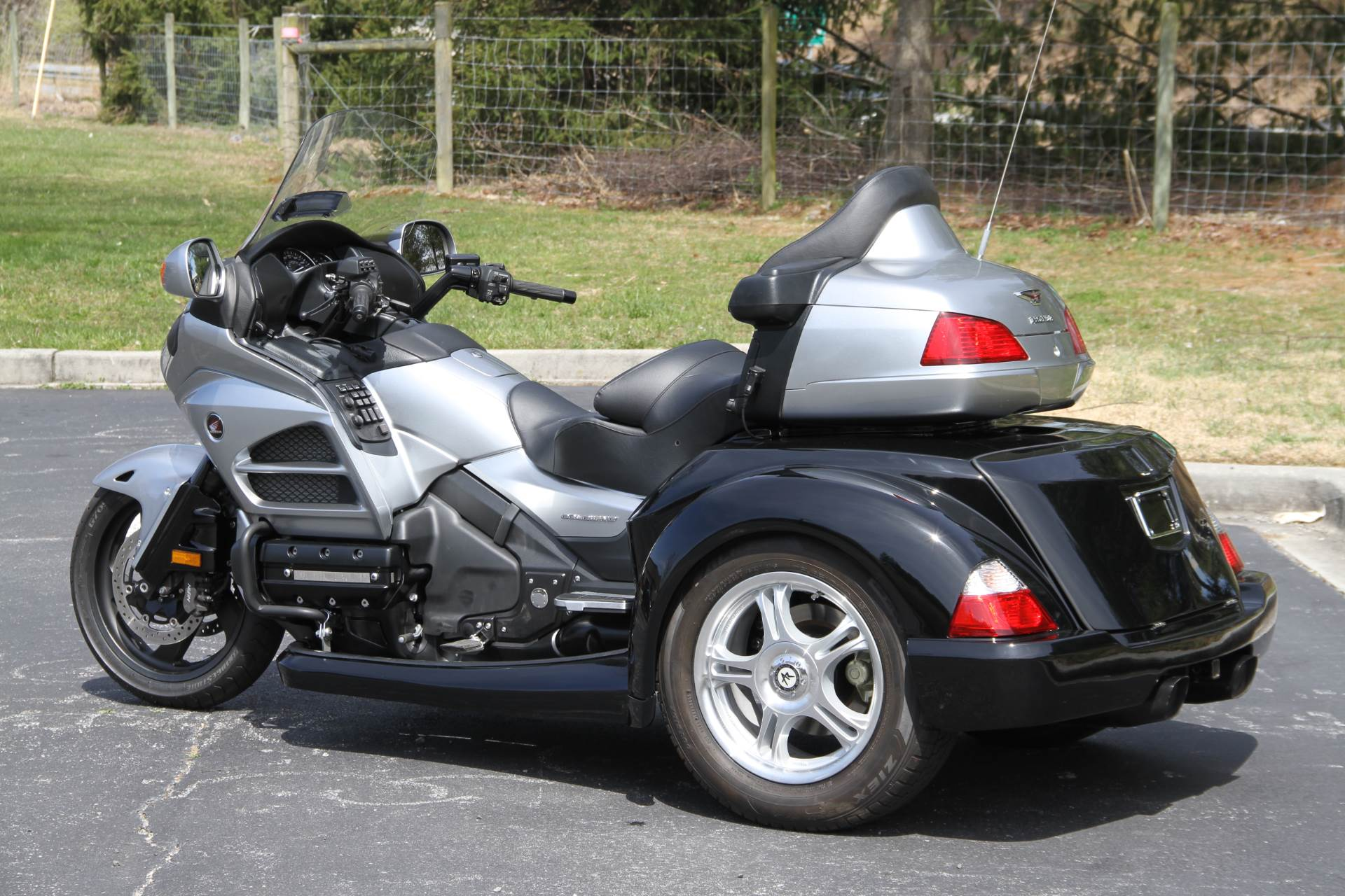 2015 Honda Gold Wing® Audio Comfort in Hendersonville, North Carolina - Photo 30