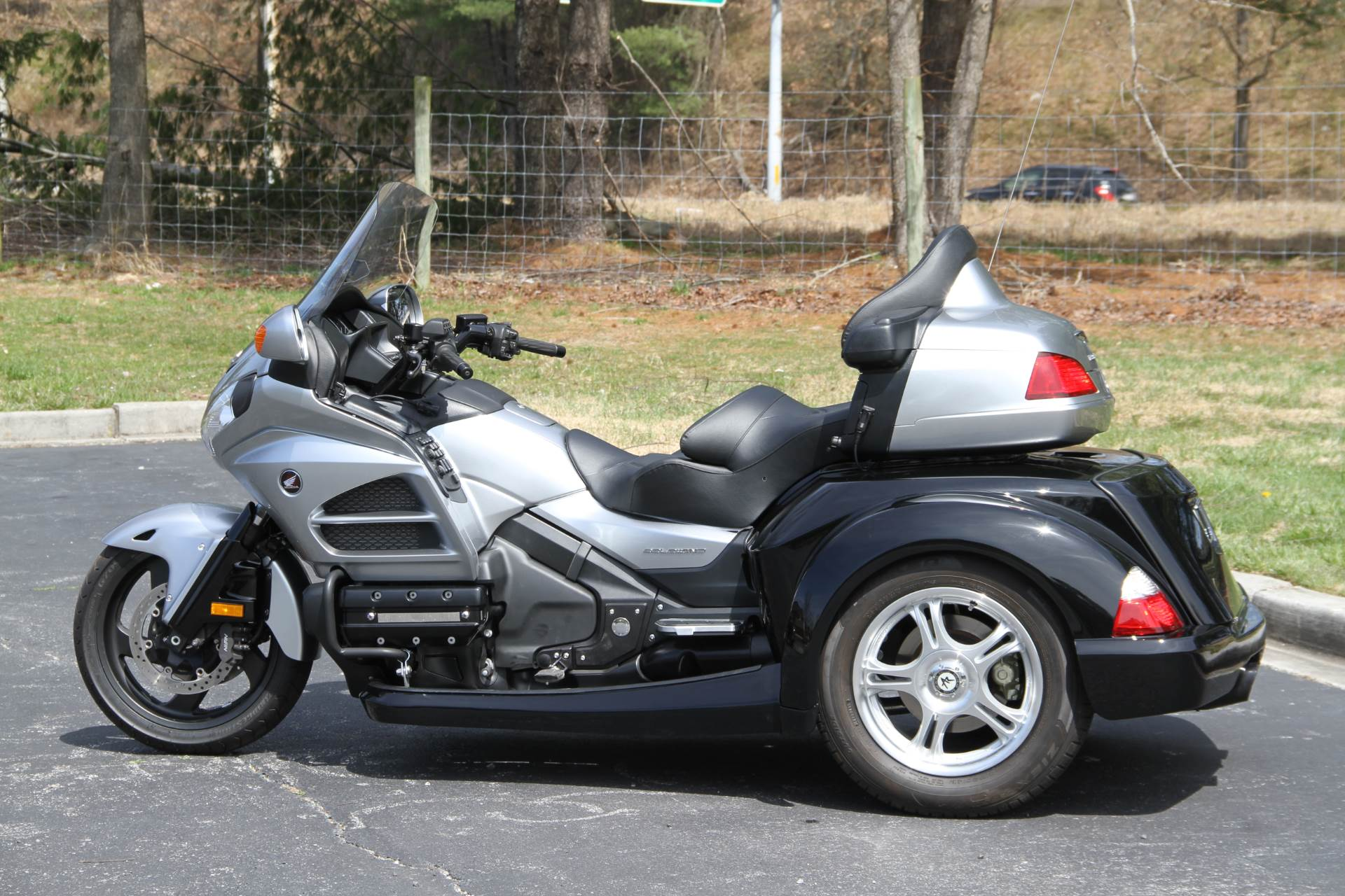 2015 Honda Gold Wing® Audio Comfort in Hendersonville, North Carolina - Photo 31