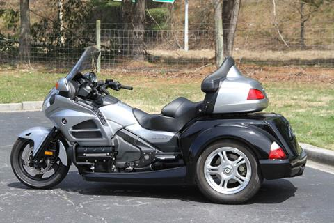 2015 Honda Gold Wing® Audio Comfort in Hendersonville, North Carolina - Photo 32
