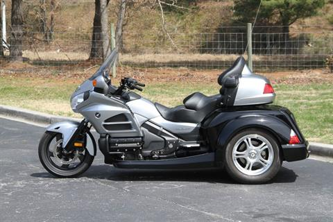2015 Honda Gold Wing® Audio Comfort in Hendersonville, North Carolina - Photo 36
