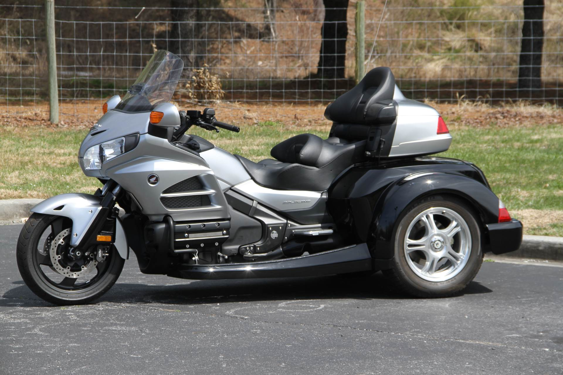 2015 Honda Gold Wing® Audio Comfort in Hendersonville, North Carolina - Photo 1