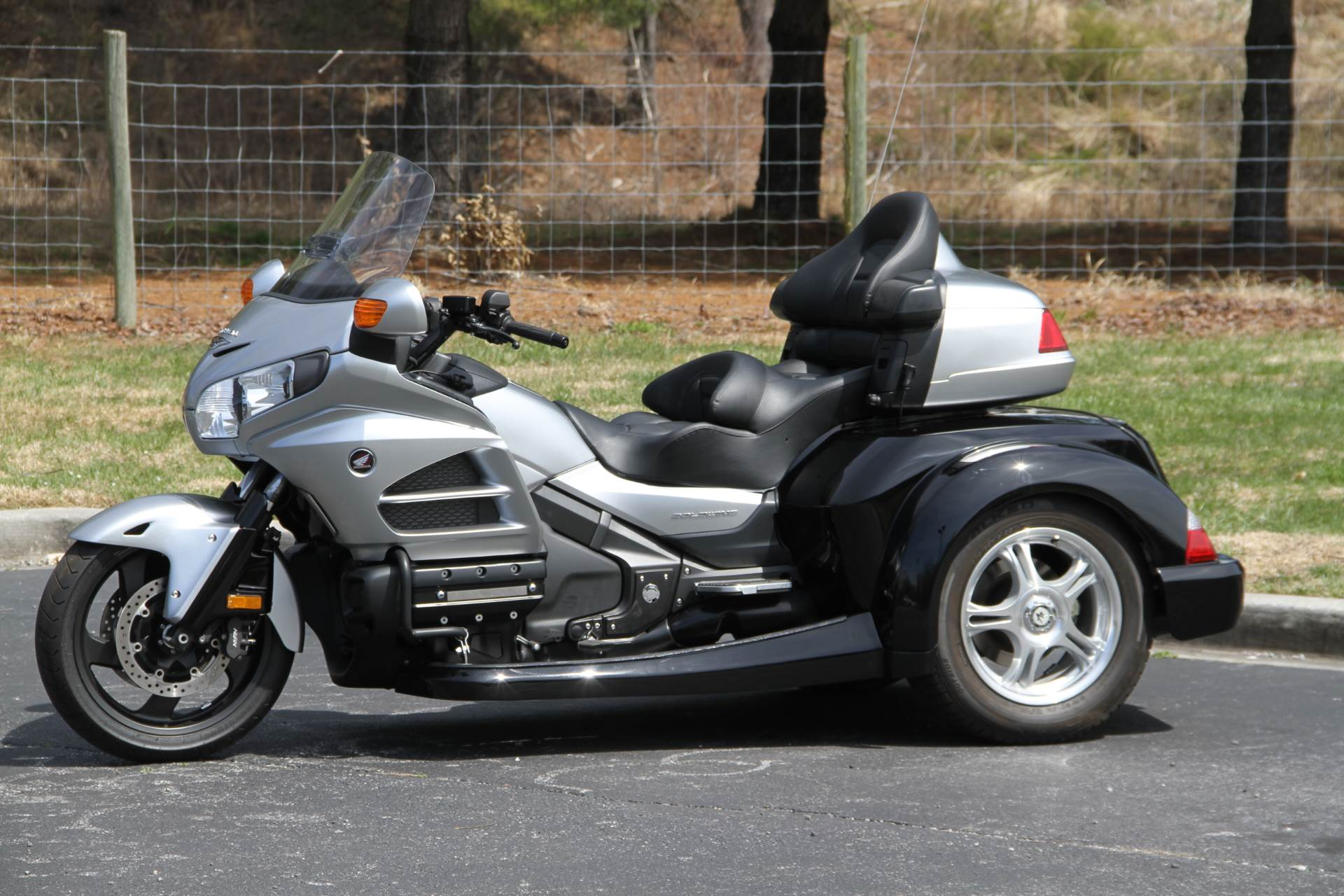 2015 Honda Gold Wing® Audio Comfort in Hendersonville, North Carolina - Photo 38