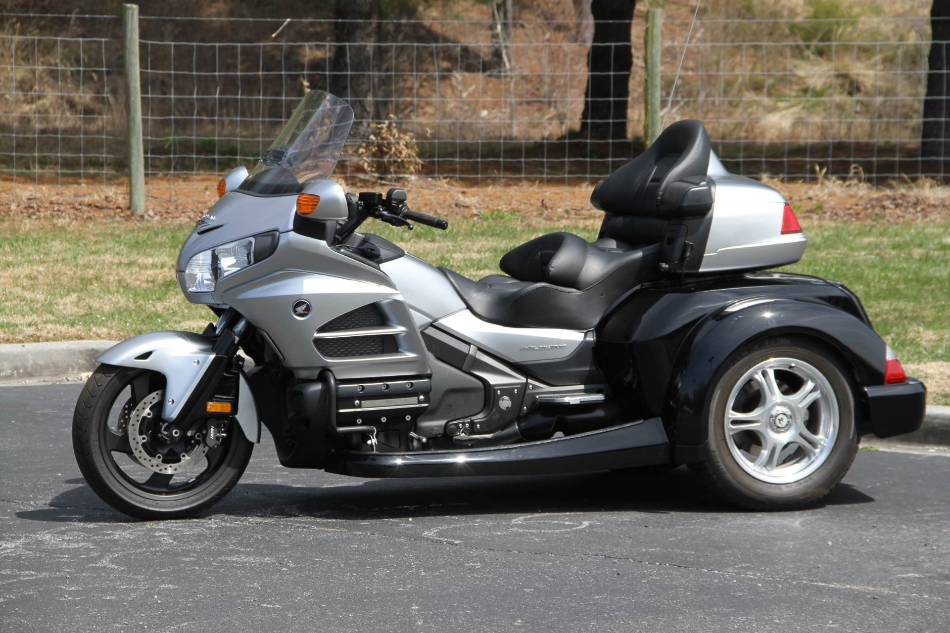 2015 Honda Gold Wing® Audio Comfort in Hendersonville, North Carolina - Photo 40