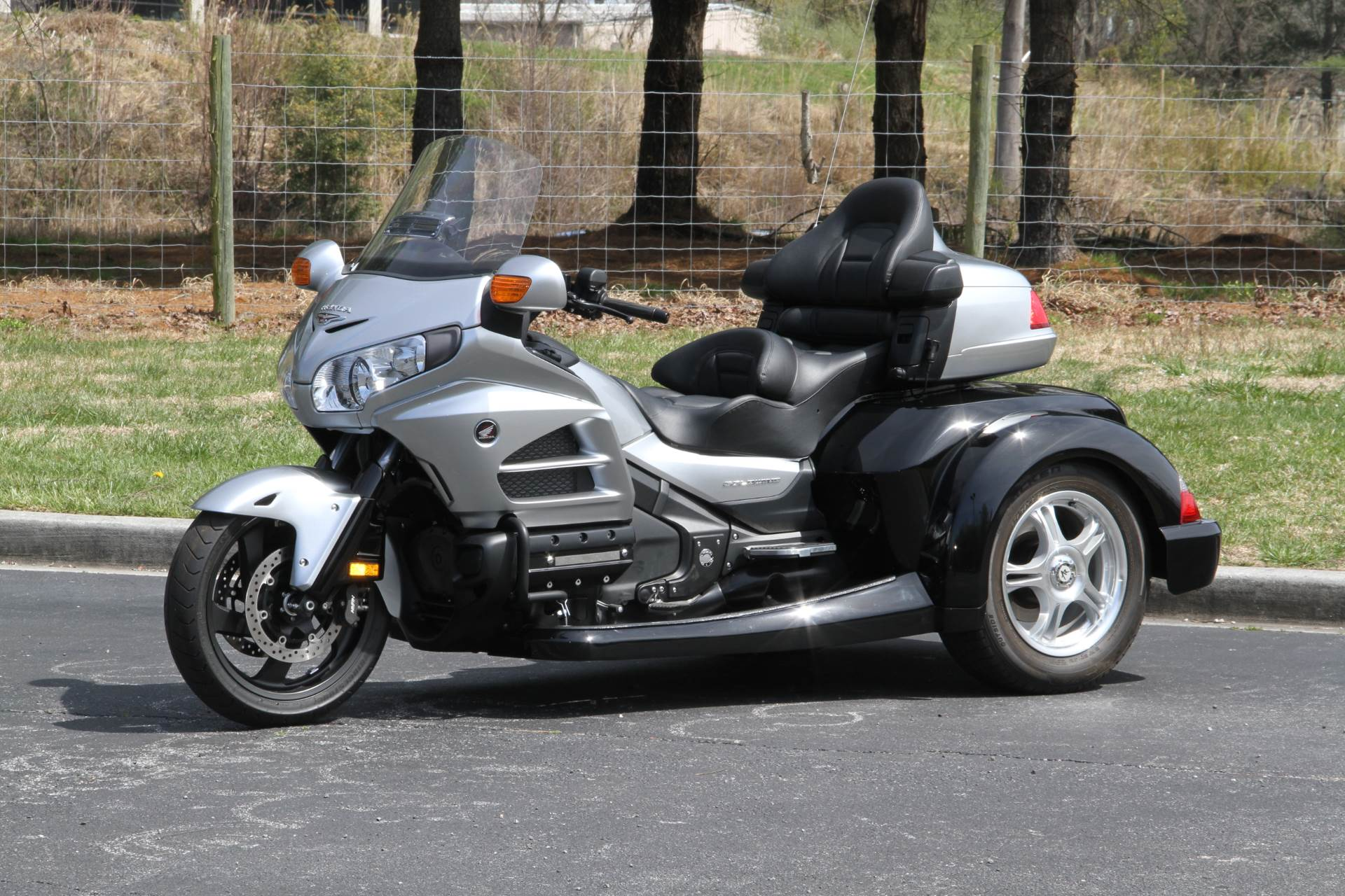 2015 Honda Gold Wing® Audio Comfort in Hendersonville, North Carolina - Photo 42