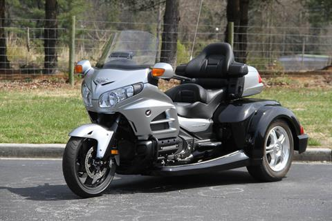 2015 Honda Gold Wing® Audio Comfort in Hendersonville, North Carolina - Photo 45