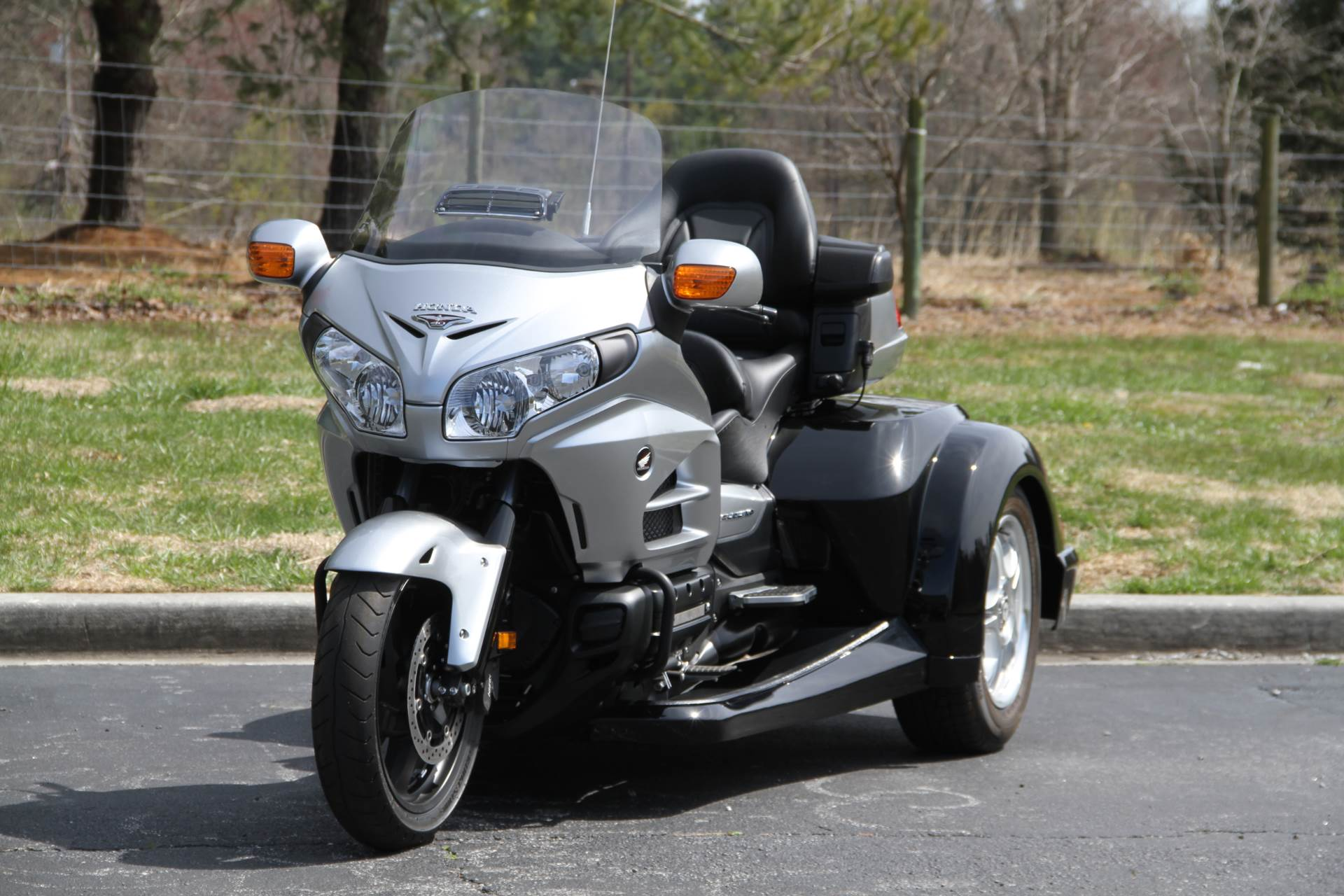 2015 Honda Gold Wing® Audio Comfort in Hendersonville, North Carolina - Photo 46