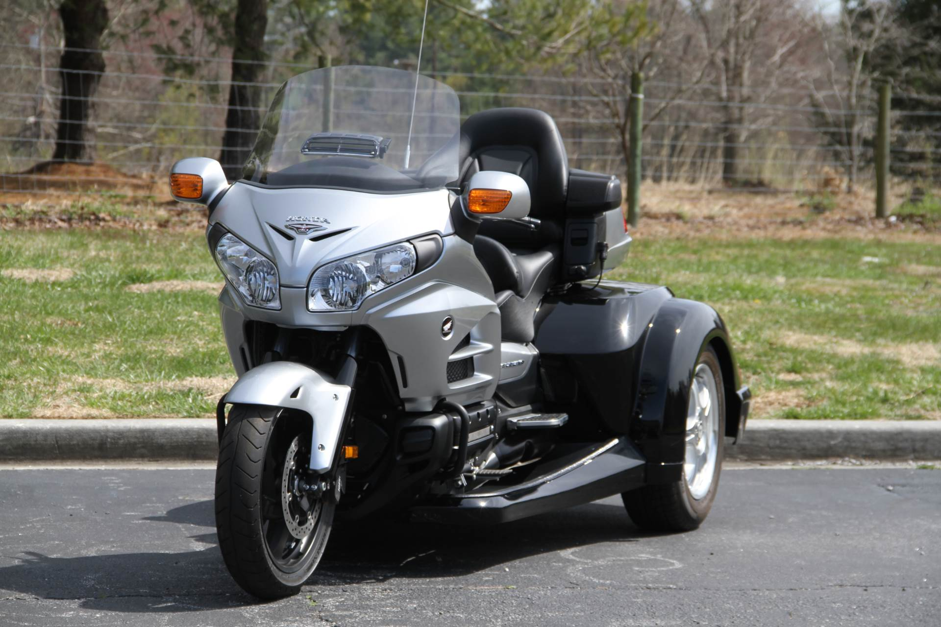 2015 Honda Gold Wing® Audio Comfort in Hendersonville, North Carolina - Photo 47