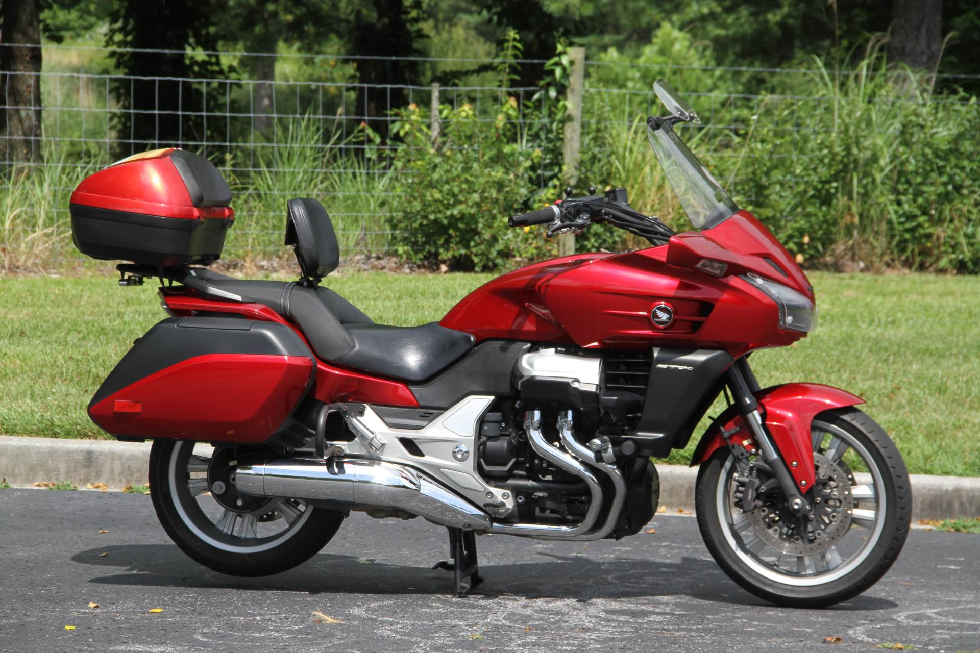 2014 Honda CTX®1300 in Hendersonville, North Carolina - Photo 5
