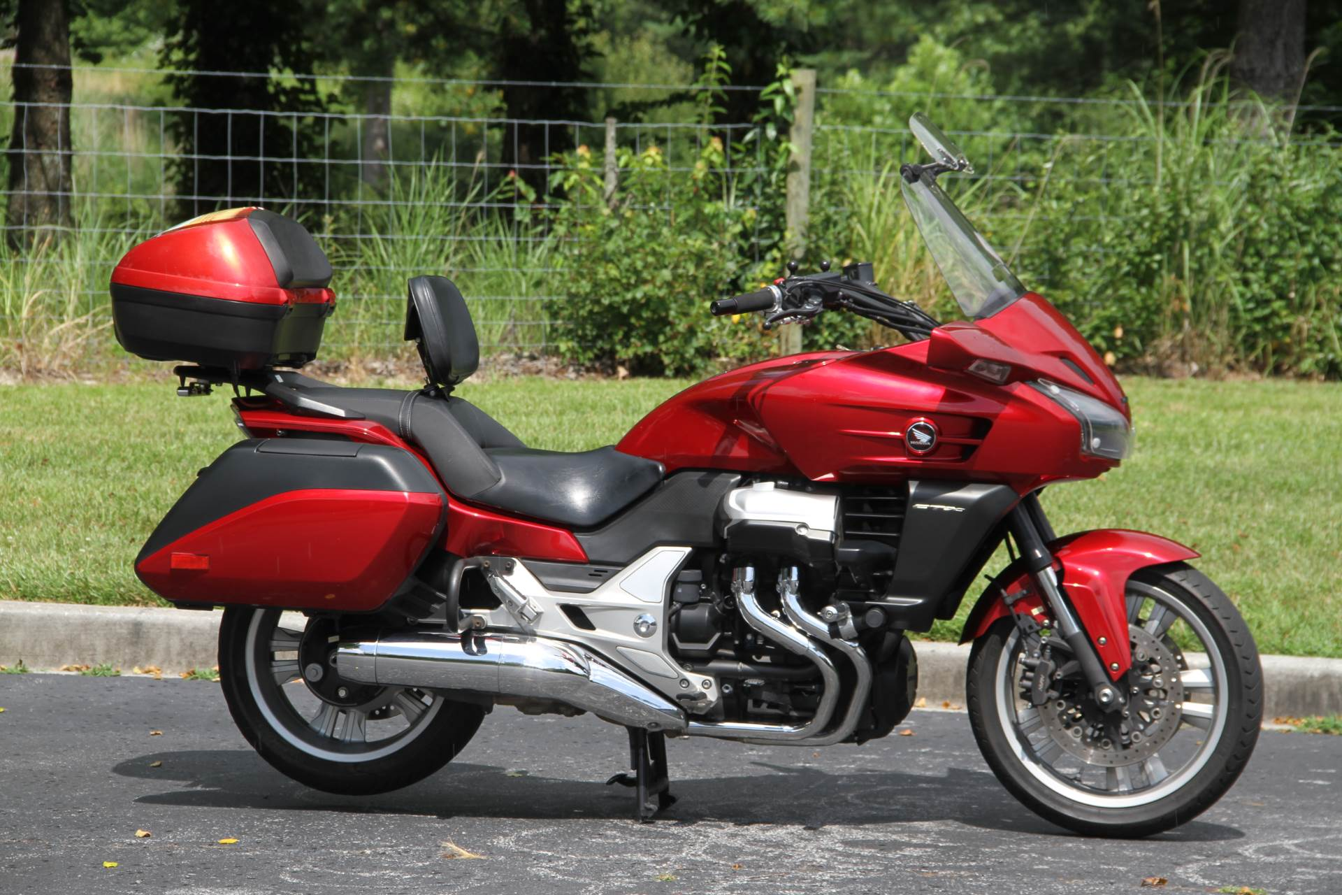 2014 Honda CTX®1300 in Hendersonville, North Carolina - Photo 7