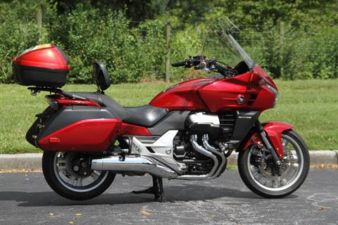 2014 Honda CTX®1300 in Hendersonville, North Carolina - Photo 9