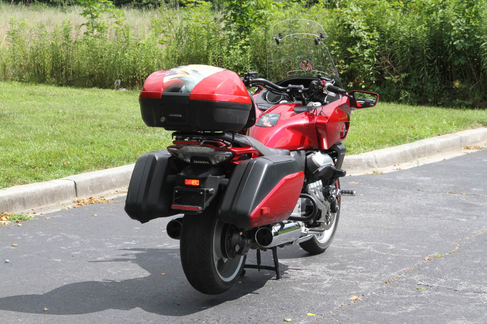 2014 Honda CTX®1300 in Hendersonville, North Carolina - Photo 11
