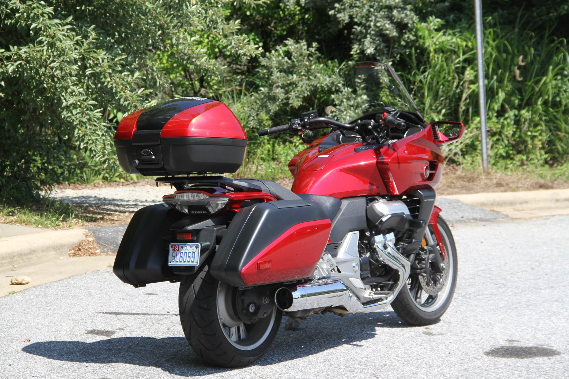 2014 Honda CTX®1300 in Hendersonville, North Carolina - Photo 10