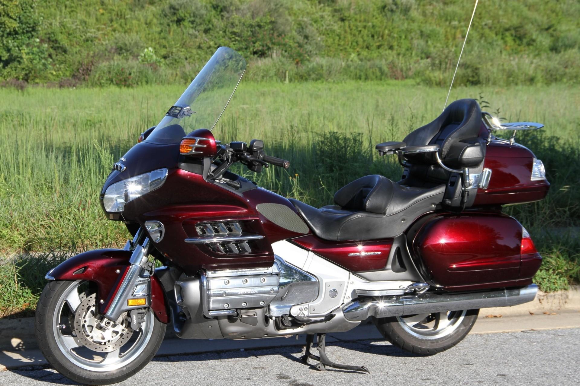 2008 Honda Gold Wing® Audio Comfort Navi ABS in Hendersonville, North Carolina