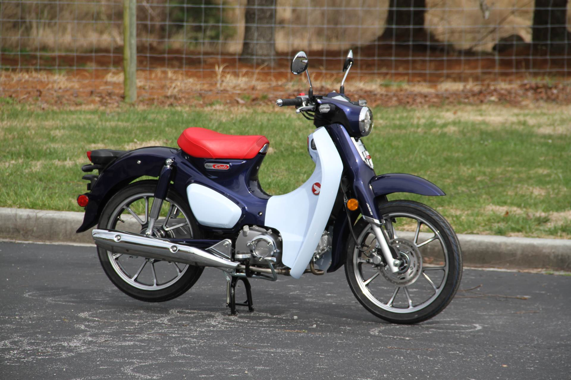 2019 Honda Super Cub C125 ABS in Hendersonville, North Carolina - Photo 6