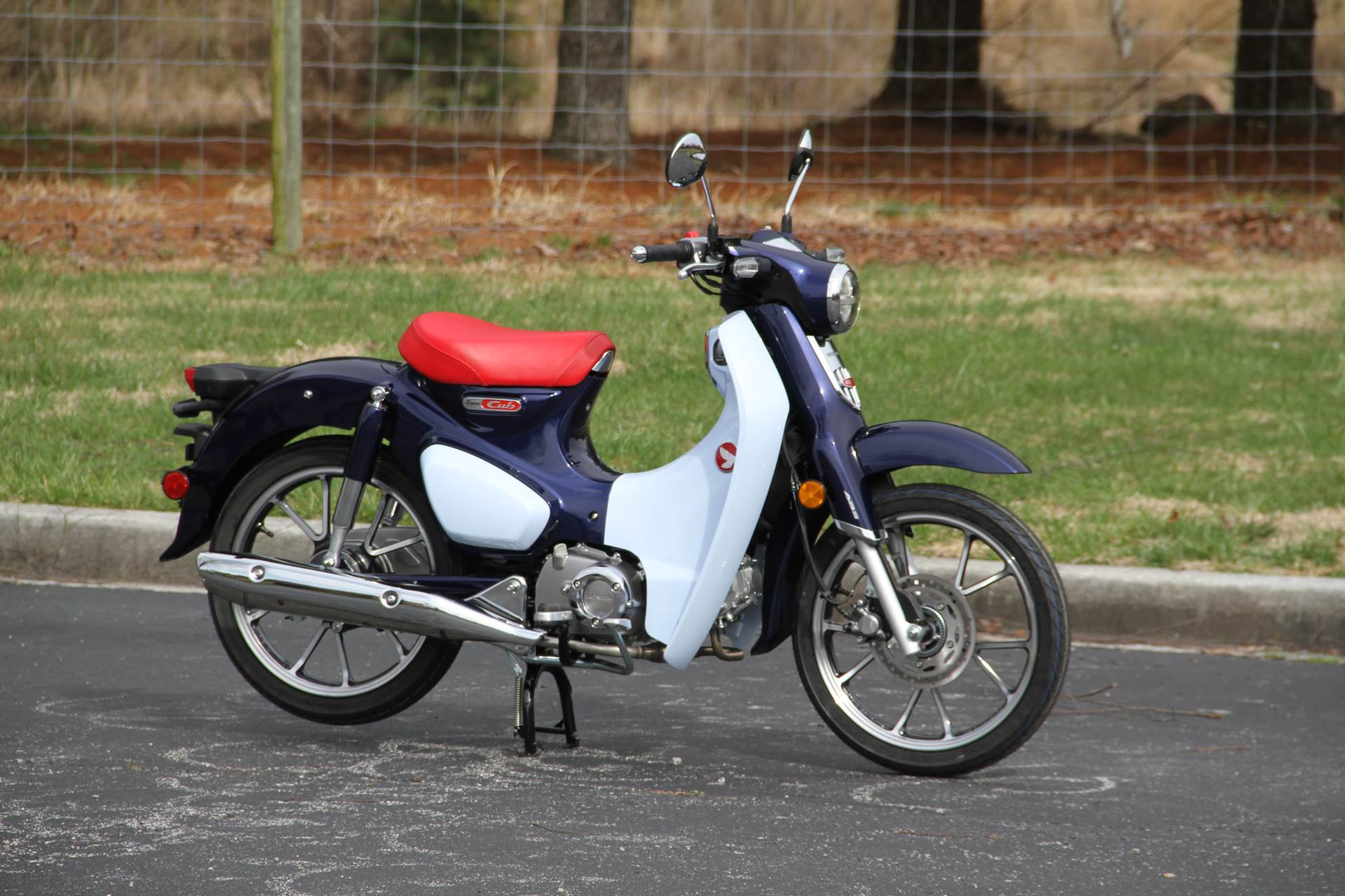2019 Honda Super Cub C125 ABS in Hendersonville, North Carolina - Photo 7