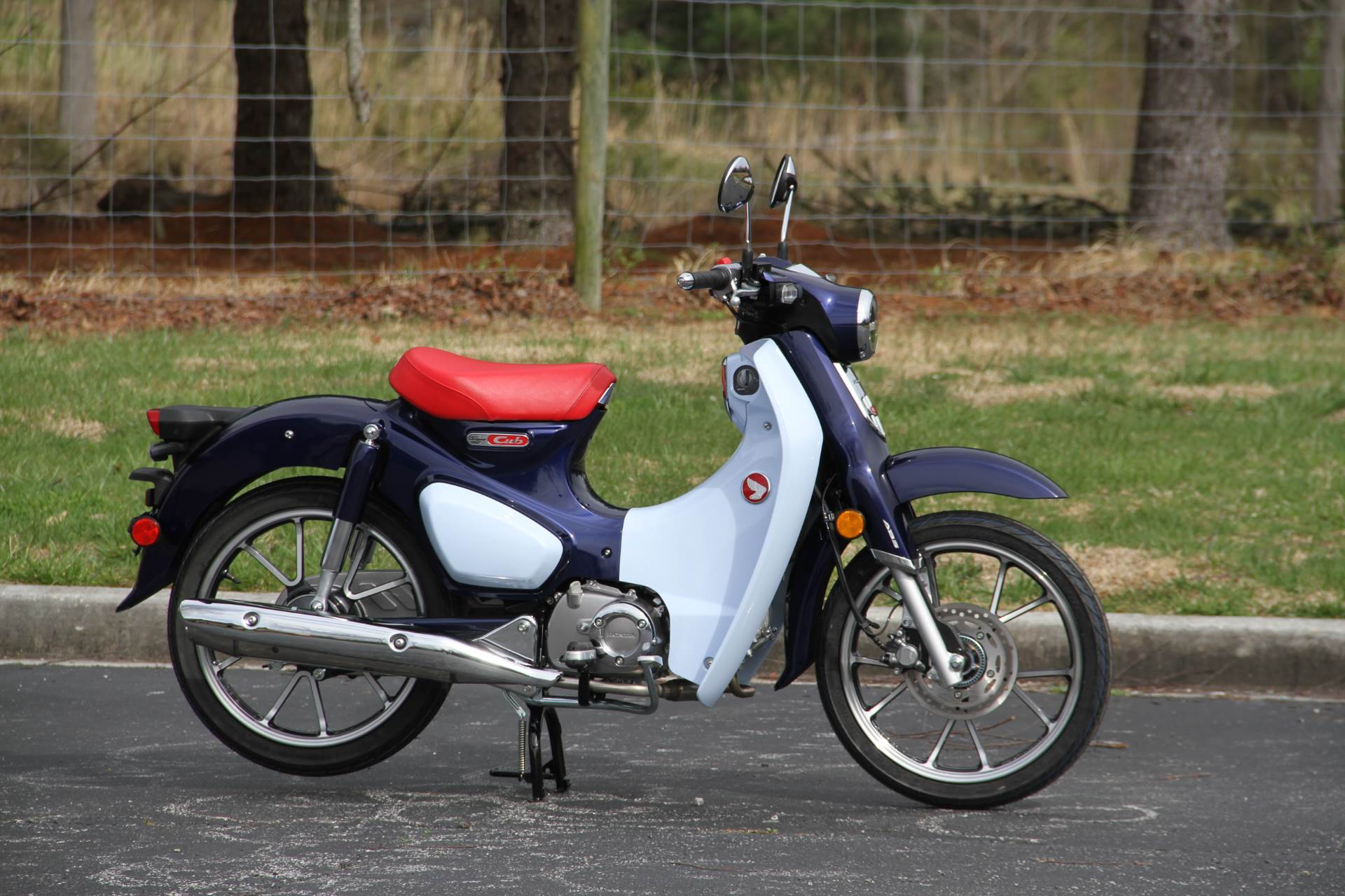 2019 Honda Super Cub C125 ABS in Hendersonville, North Carolina - Photo 8