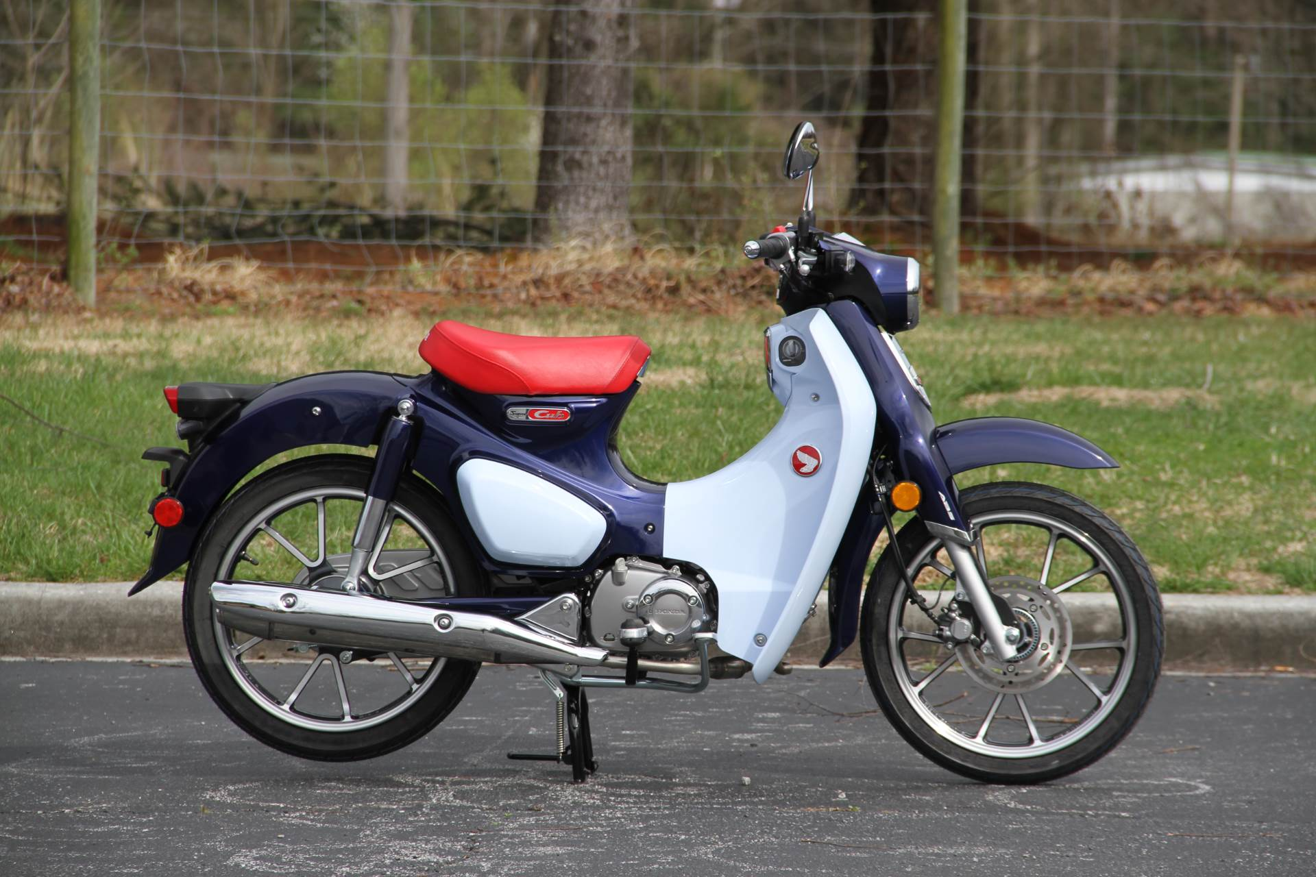 2019 Honda Super Cub C125 ABS in Hendersonville, North Carolina - Photo 9