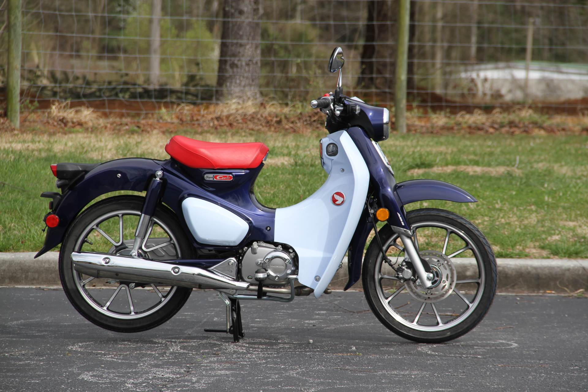 2019 Honda Super Cub C125 ABS in Hendersonville, North Carolina - Photo 10
