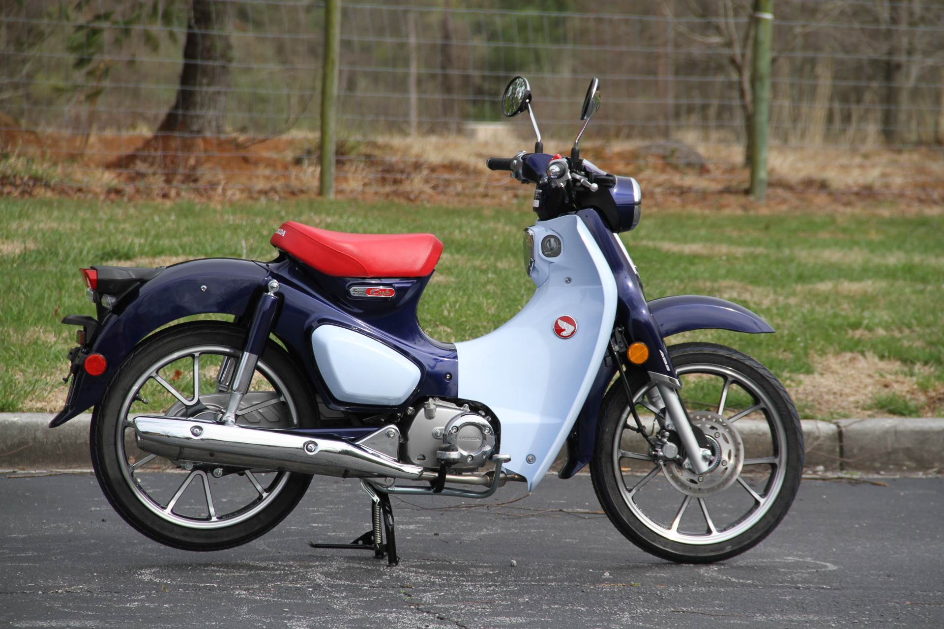 2019 Honda Super Cub C125 ABS in Hendersonville, North Carolina - Photo 11
