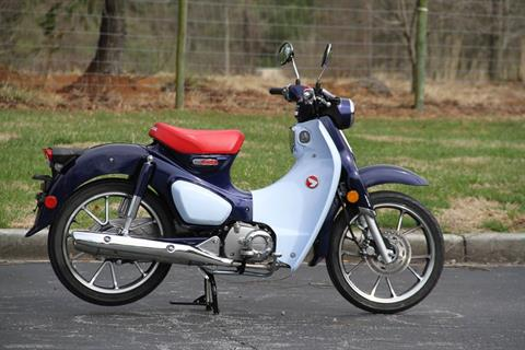 2019 Honda Super Cub C125 ABS in Hendersonville, North Carolina - Photo 12