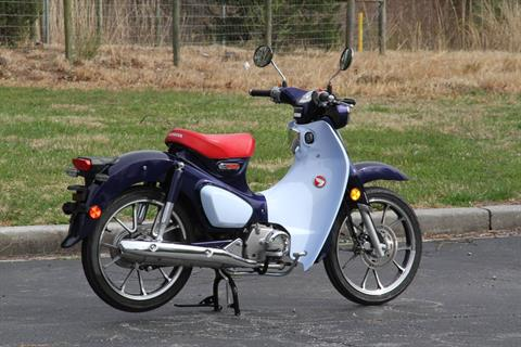 2019 Honda Super Cub C125 ABS in Hendersonville, North Carolina - Photo 13