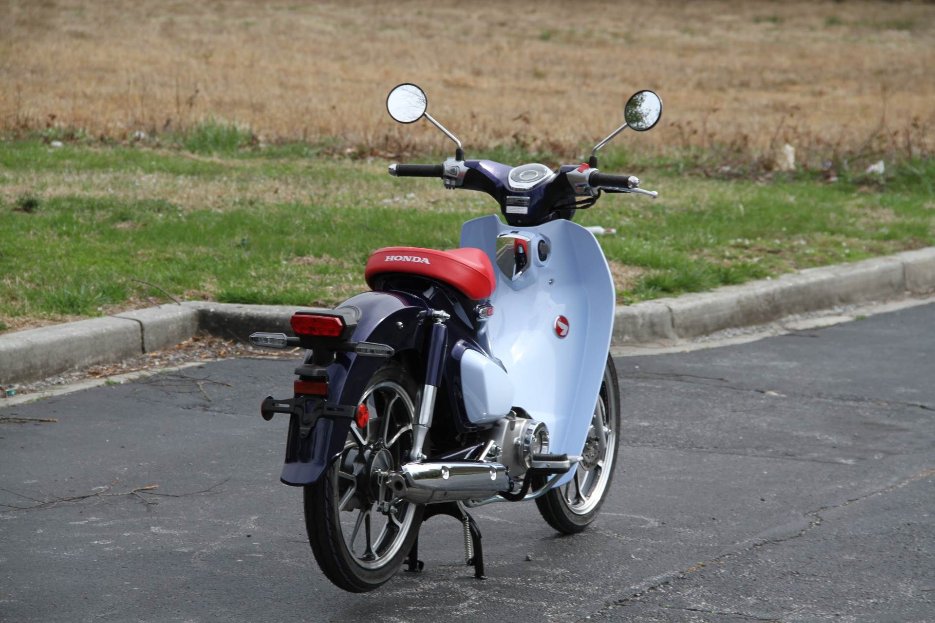 2019 Honda Super Cub C125 ABS in Hendersonville, North Carolina - Photo 15