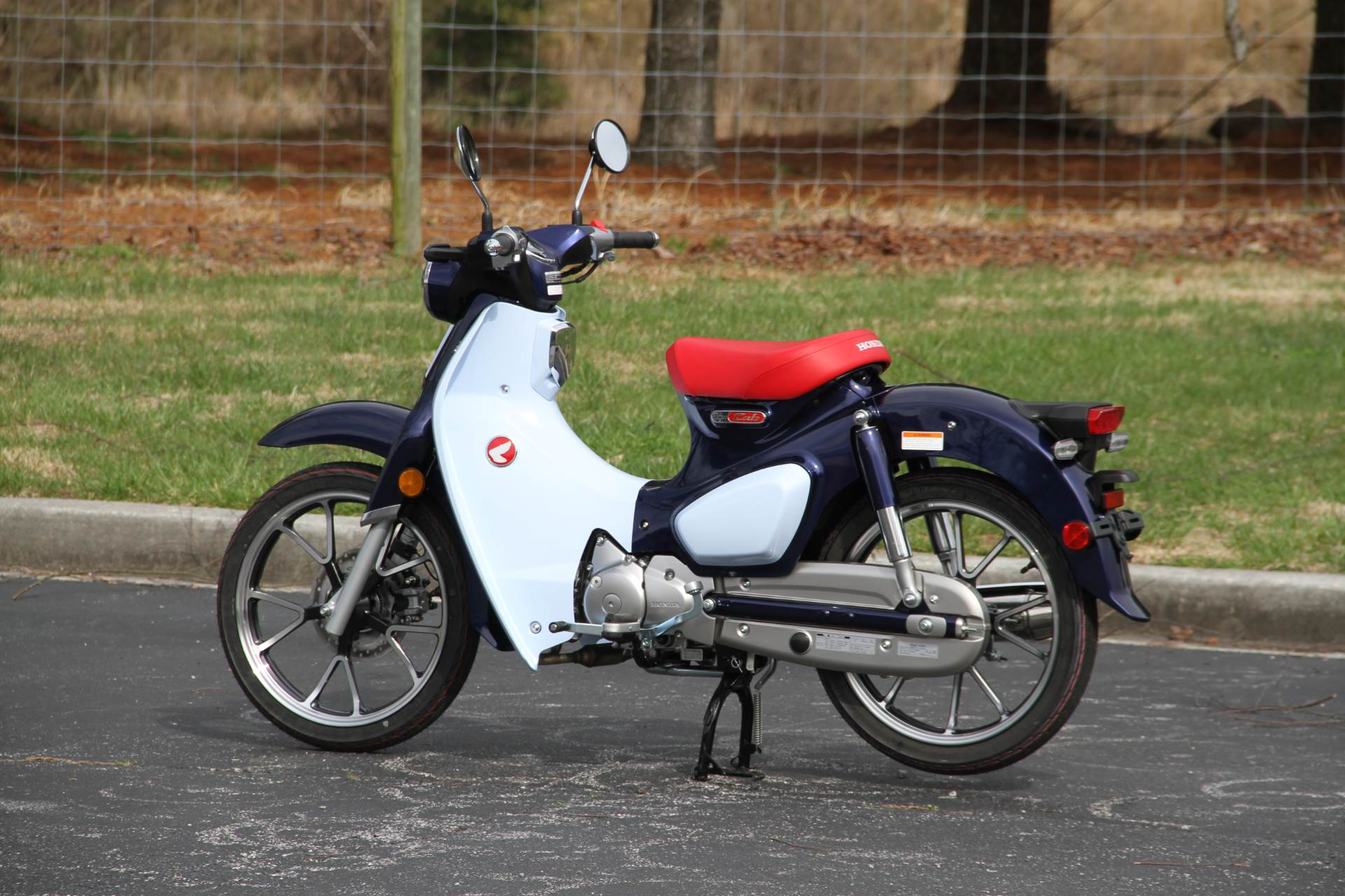 2019 Honda Super Cub C125 ABS in Hendersonville, North Carolina - Photo 20