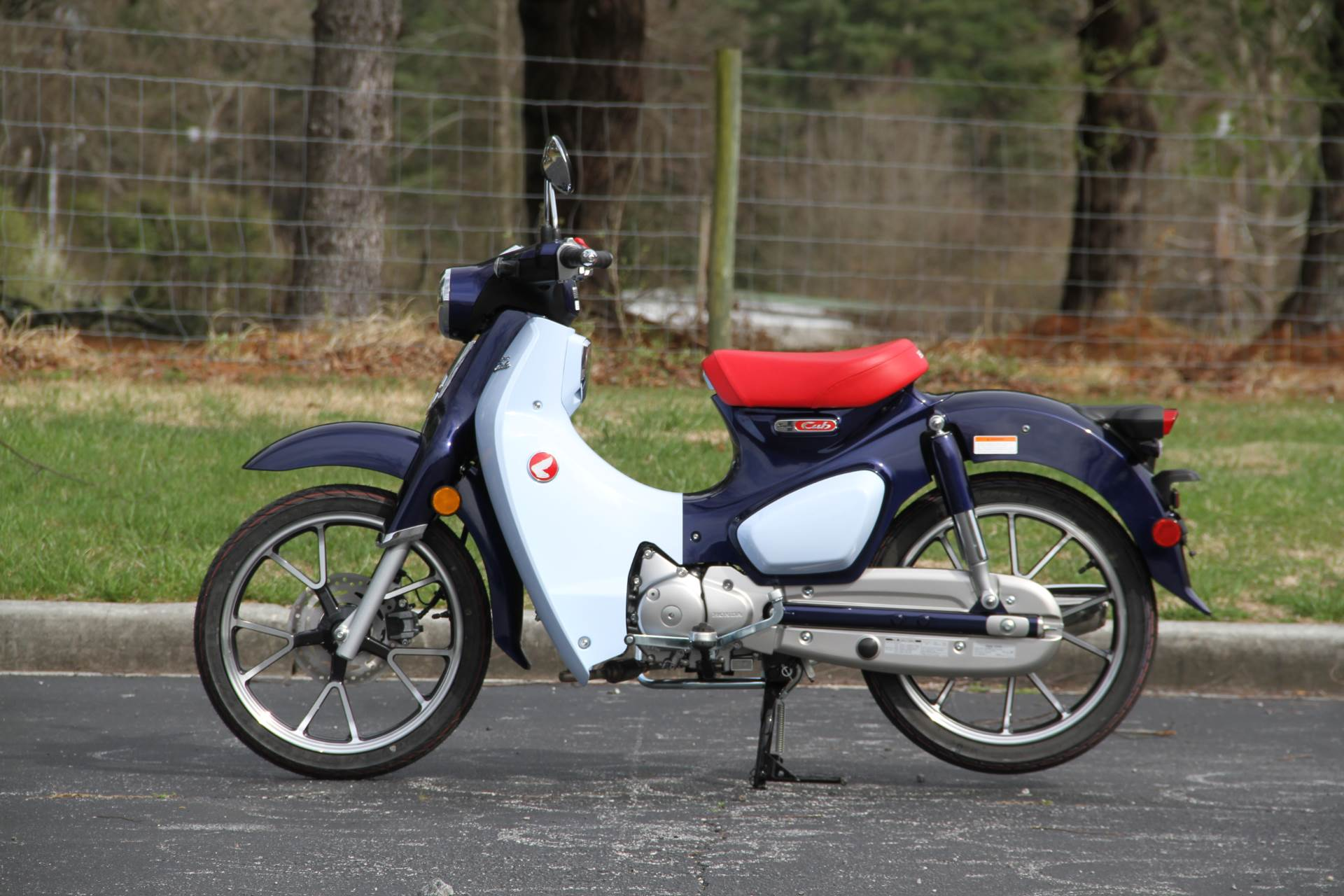 2019 Honda Super Cub C125 ABS in Hendersonville, North Carolina - Photo 22