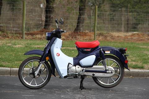 2019 Honda Super Cub C125 ABS in Hendersonville, North Carolina - Photo 2