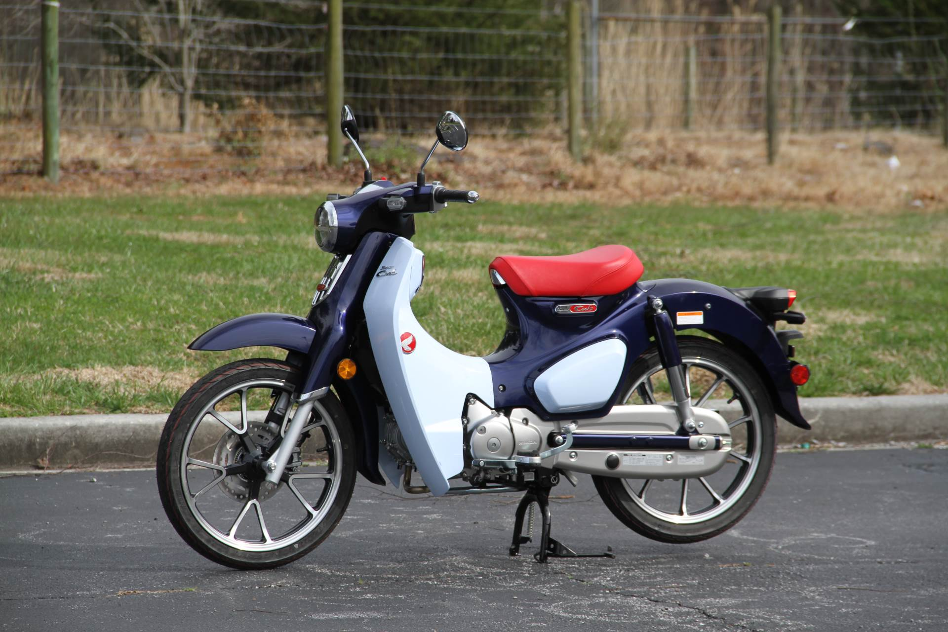 2019 Honda Super Cub C125 ABS in Hendersonville, North Carolina - Photo 25