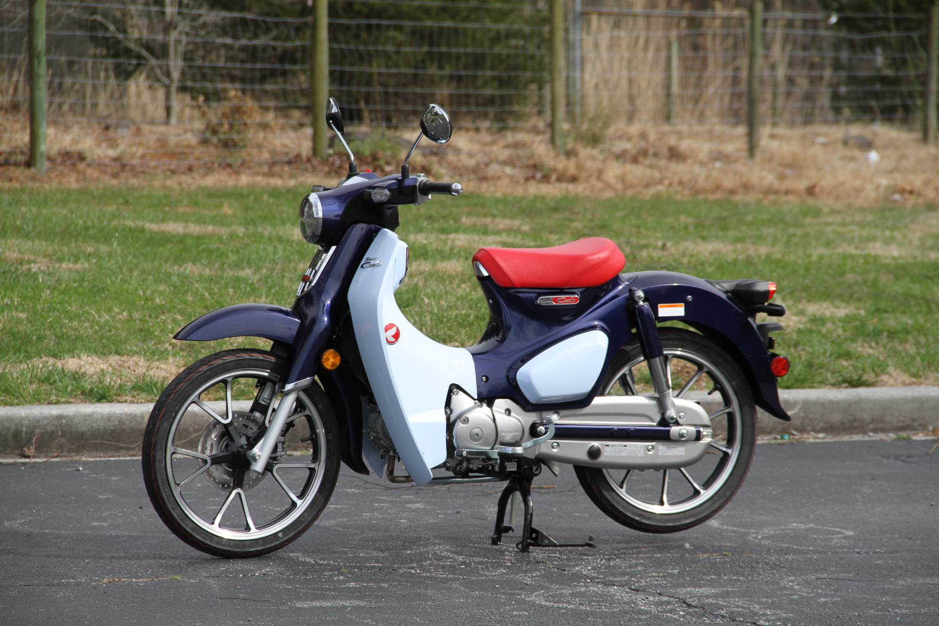 2019 Honda Super Cub C125 ABS in Hendersonville, North Carolina - Photo 26