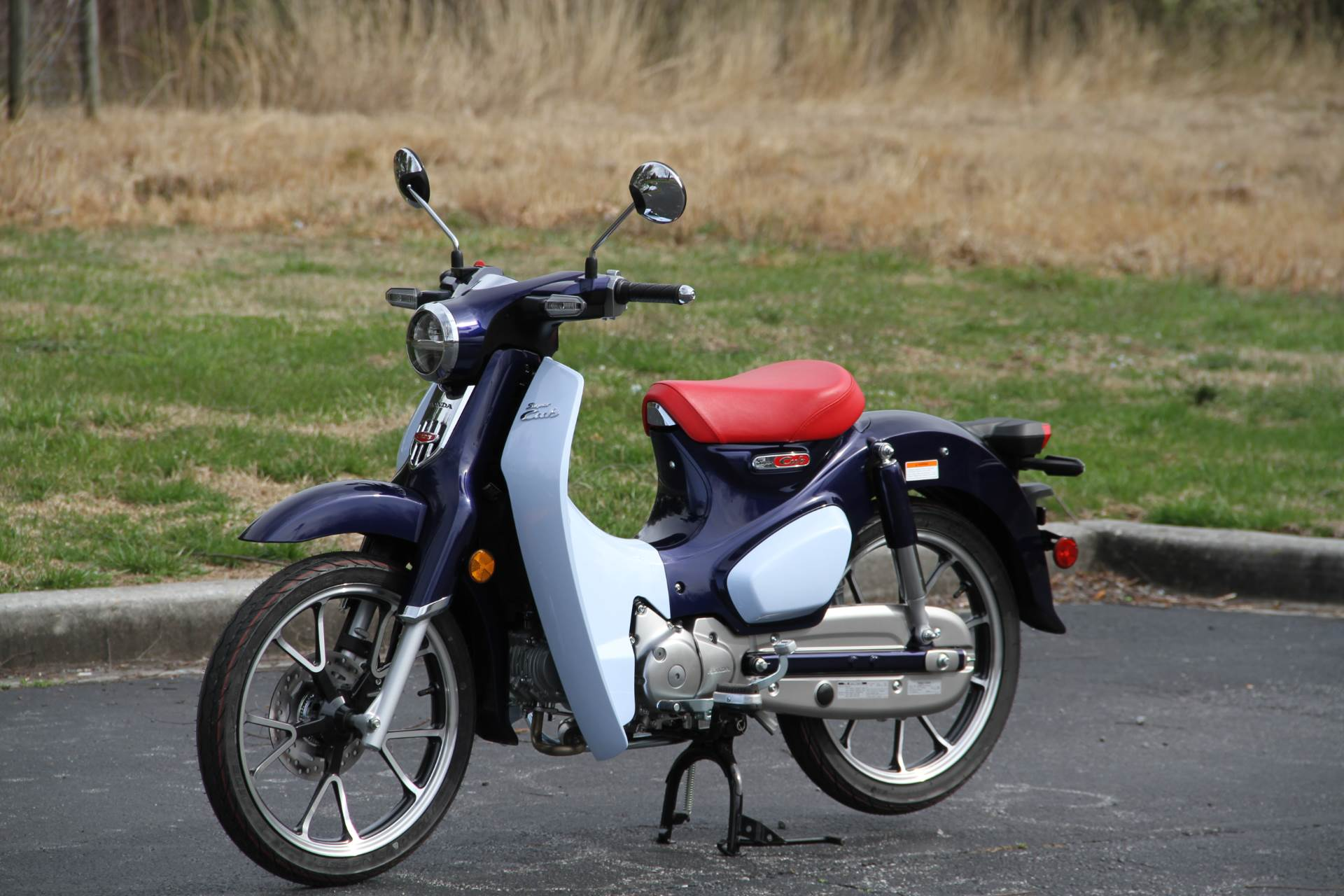 2019 Honda Super Cub C125 ABS in Hendersonville, North Carolina - Photo 27