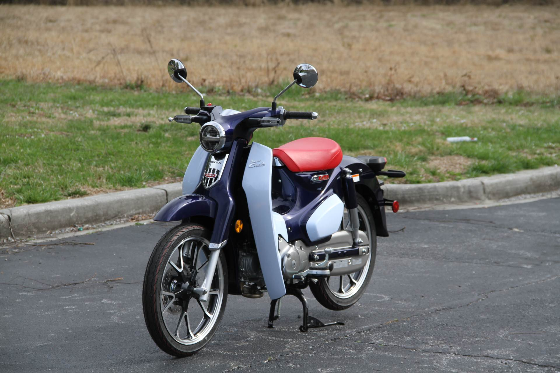 2019 Honda Super Cub C125 ABS in Hendersonville, North Carolina - Photo 30