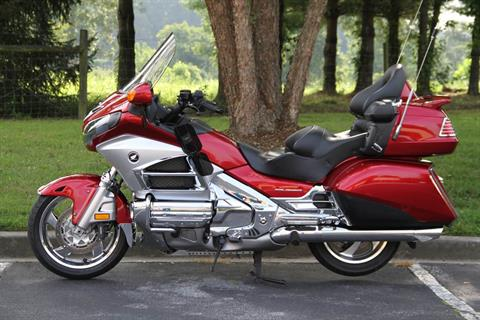 2012 Honda Gold Wing® in Hendersonville, North Carolina